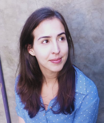 image of the speaker Patrícia Estevão - Bitcoin UX designer